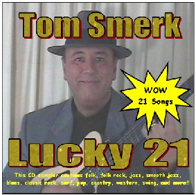 Lucky 21 - Variety (Rock, Jazz, Folk, Country & Western, Blues) Vocal with Combo - 2005